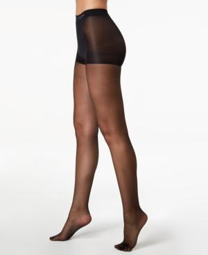 Womens Sheer Footed Control Top  Tights by Calvin Klein